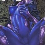 【マックスアナーキー】マチルダ珍獣を使いサーシャの膣内を汚い肉棒でかき回す・・・【無料同人誌】