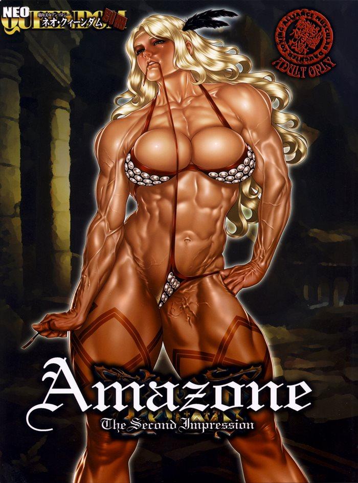 【金髪ロング】【女戦士】ライザッ〇も真っ青のイカれた腹筋!!ドラゴンズクラウン女戦士エロシーン集